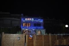 частный дом забор
